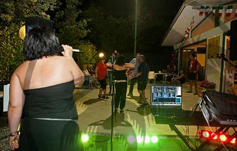 Animazione - Karaoke, Camping Partaccia 2 La Partaccia