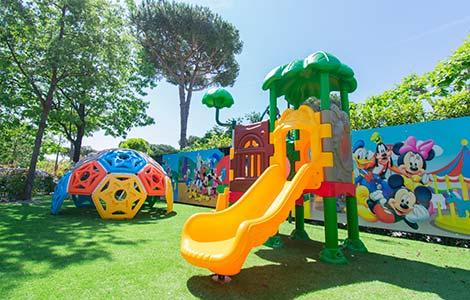 Giochi per Bambini, Camping Partaccia 2 La Partaccia
