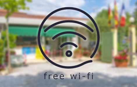Internet Wi-Fi Gratuito, Camping Partaccia 2 La Partaccia